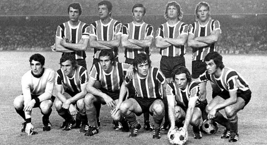 Chacarita-Bayern-Múnich.1971